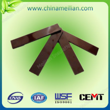 9334 Cuña de ranura de fibra de vidrio epoxi eléctrica (F)