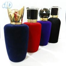 Ad-P266 Glas Parfüm Samt Flasche Acryl Deckel