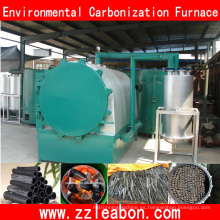 Horno de carbonización de carbón para horno de flujo de aire Liquid Tar Collection