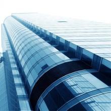Vidro isolante reflexivo Vidro arquitetônico