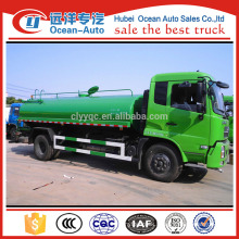 Dongfeng 12m3 water truck for sale
