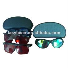 Óculos de laser
