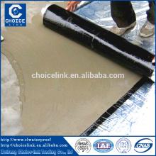 self adhesive bitumen sheet roof waterproofing membrane