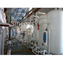 Утвержденная Азотная газовая станция CE (GS)