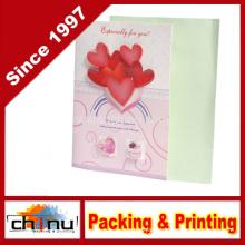 Wedding/Birthday/Christmas Greeting Card (3312)