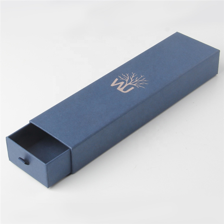 Printed Paper Sleeve Scarf Gifts Box For Packaging