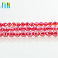 High Quality Faceted Hanging Crystal Glass Ball For crystal curtains drops