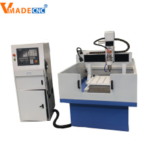 CNC metal freze ve oyma makinesi