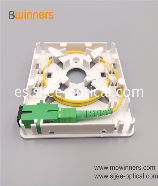 Ftth Wall Outlet