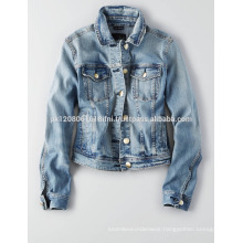 Best selling jeans jacket for men and women