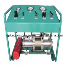 Ölfreier Oilless Air Booster Gas Booster Hochdruckverdichter Füllpumpe (Tpds-10)