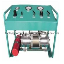 Масляный безмасляный дозатор воздуха Booster Gas Booster Компрессор высокого давления Насос для наполнения (Tpds-10)