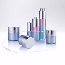vente en gros vide cosmétique acrylique Airless pot