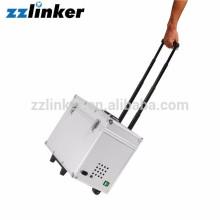 LK-A33 Compresseur intégré Meilleur appareil dentaire portatif avec CE, ISO et FDA