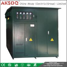 SBW-F Sub-tone 1000KVA Трехфазный AC Автоматический компенсационный стабилизатор напряжения переменного тока переменного тока от заводского питания