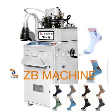 computerized3.75 plain Schiff automatische Strickmaschine Socke Fertigungsanlagen