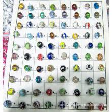 Factory Wholesale shambala crystal pave beads FC-12
