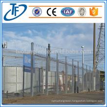 Galvanized Steel 358 Fence