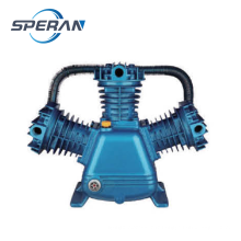Usine professionnelle haute qualité 7.5hp 3 cylindres portable compresseur d'air pompe