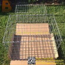 Welded Wire Mesh Stone Cage Gabion Basket Box