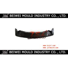 OEM Custom Injection Car Air Spoiler Plastic Mould