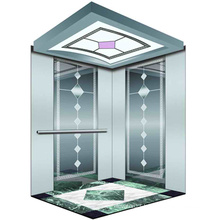 Safe & Low Noise Passenger Lift with Good After Sale Service