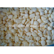 Best quality IQF frozen natural garlic price