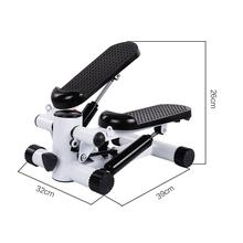 Home Gym Fitness Equipment sentar-para baixo Roller Stepper