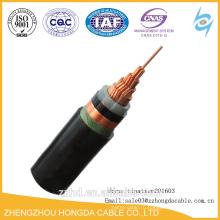 Одиночного сердечника xlpe изоляцией с медными жилами цена на кабель 240mm2
