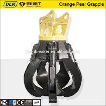 ISO-Аттестованный гидровлический металлолом грейфер для продажи
