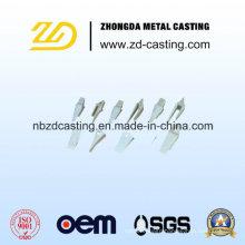 OEM Hot Cold Steel Forging for Aluminium Steel