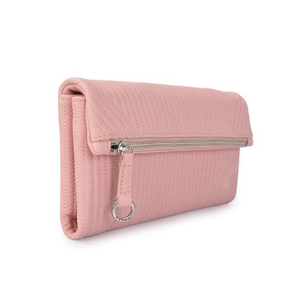 Smooth Pouch custom leather clutch bag women