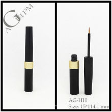 Aluminium rond Eyeliner Tube/Eyeliner conteneur AG-HH, AGPM empaquetage cosmétique, couleurs/Logo personnalisé