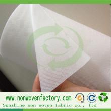 Tissu non tissé de pp dans médical pour les vêtements jetables chirurgicaux