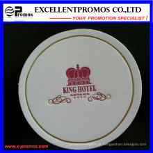 Fast Delivery Logo Coaster de papel personalizado (EP-PC55520)