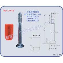 selo de segurança BG-Z-012 para transporte de segurança de transporte