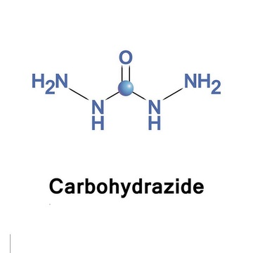 Weißes kristallines 99,9% iges Carbohydrazid