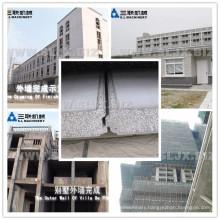 precast foam cement wall panel\decorative acrylic wall panel
