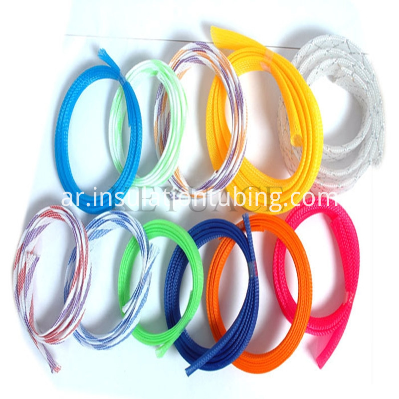 Braided Nylon Sleeves