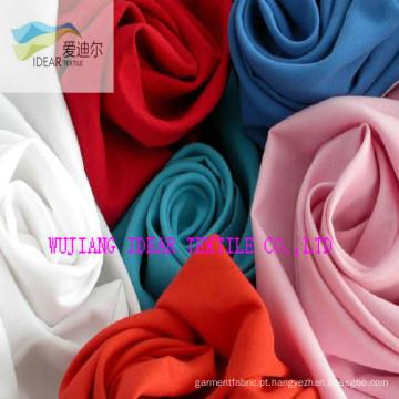 Tecido pele de pêssego do poliéster para têxteis-lar