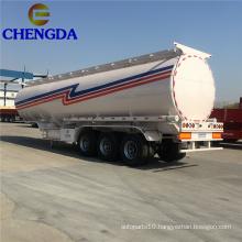 Tri-Axle 40000 Litres Fuel Tanker Truck Semi Trailer