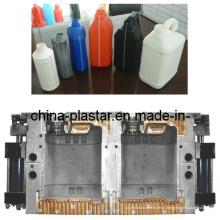 Extrusão de plástico que sopra o molde