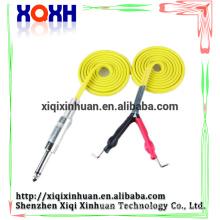 Extensive Silicone solar Tattoo Clip cord,mini tattoo power supply clip cord for power control machine