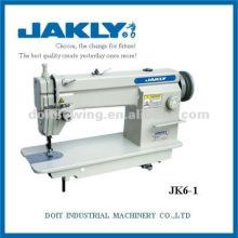 JK6-1 Alta velocidade única agulha Lockstitch Industrial Máquina De Costura