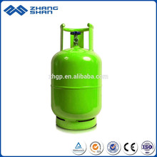 Zhangshan Manufacturer 11KG LPG Gas Cylinder Low Prices for Africa