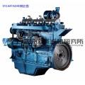 6 Cylinder, 265kw, Shanghai Dongfeng Diesel Engine for Generator Set,
