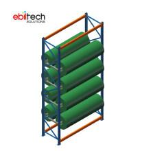 Warehouse Storage Racking Cable Reel Rack Storage Shlef