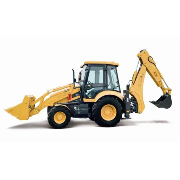 shantui backhoe wheel loader dengan ce