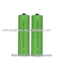 industrial nimh battery size AAA ,2 or 4pcs/blister card