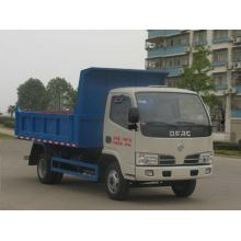 Dongfeng 4X2 LHD/RHD 6CBM Dump Garbage Truck